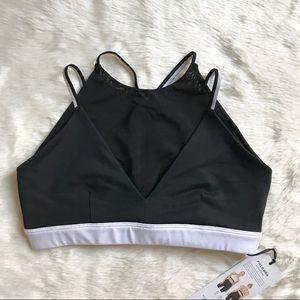 d54fca98688ad ALO Yoga Intimates   Sleepwear - alo Yoga High Neck Field Sports Bra